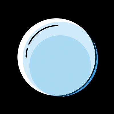 球形泡泡糖胶基