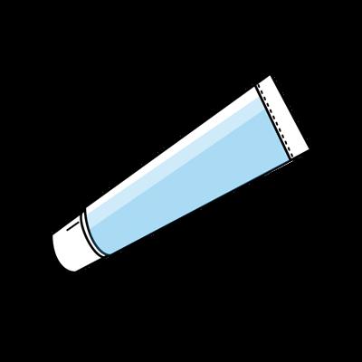 牙膏状胶基